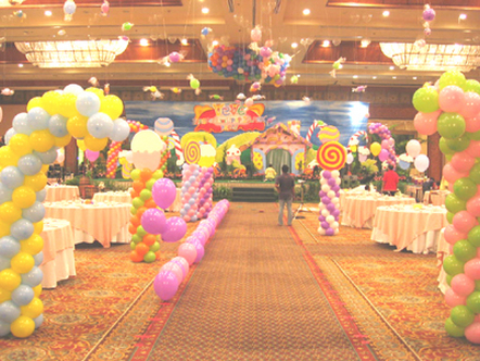 Birthday Party Indoor and Outdoor Party WWWANN VIEWCOM